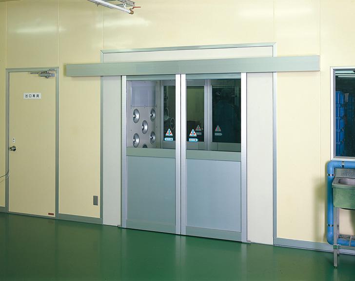 特殊扉 エアシャワーユニット自動ドア 商品一覧 自動ドアの